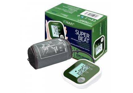 Vitammy Super Beat Silver on Green