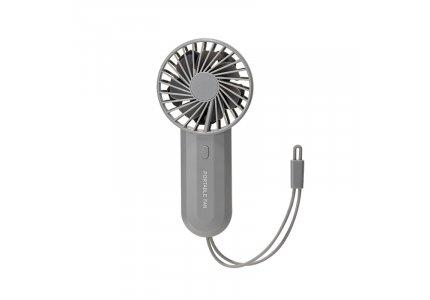 Wentylator mini VITAMMY dream dual fan szary